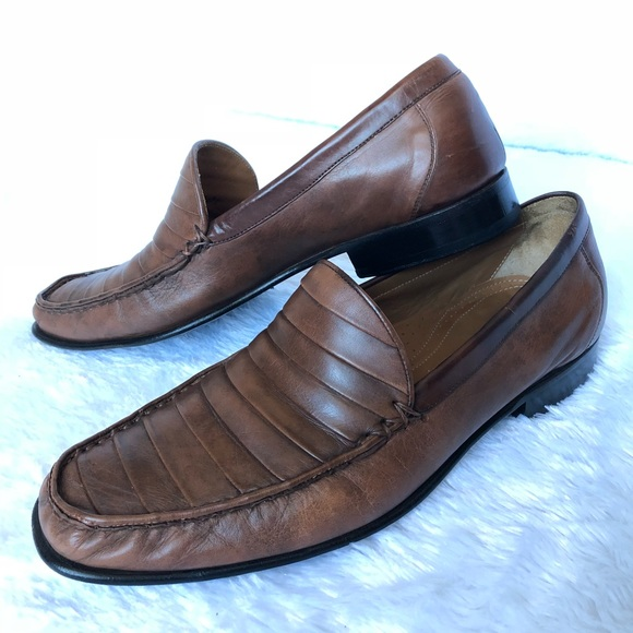 Mezlan Other - Mezlan Leather Loafers